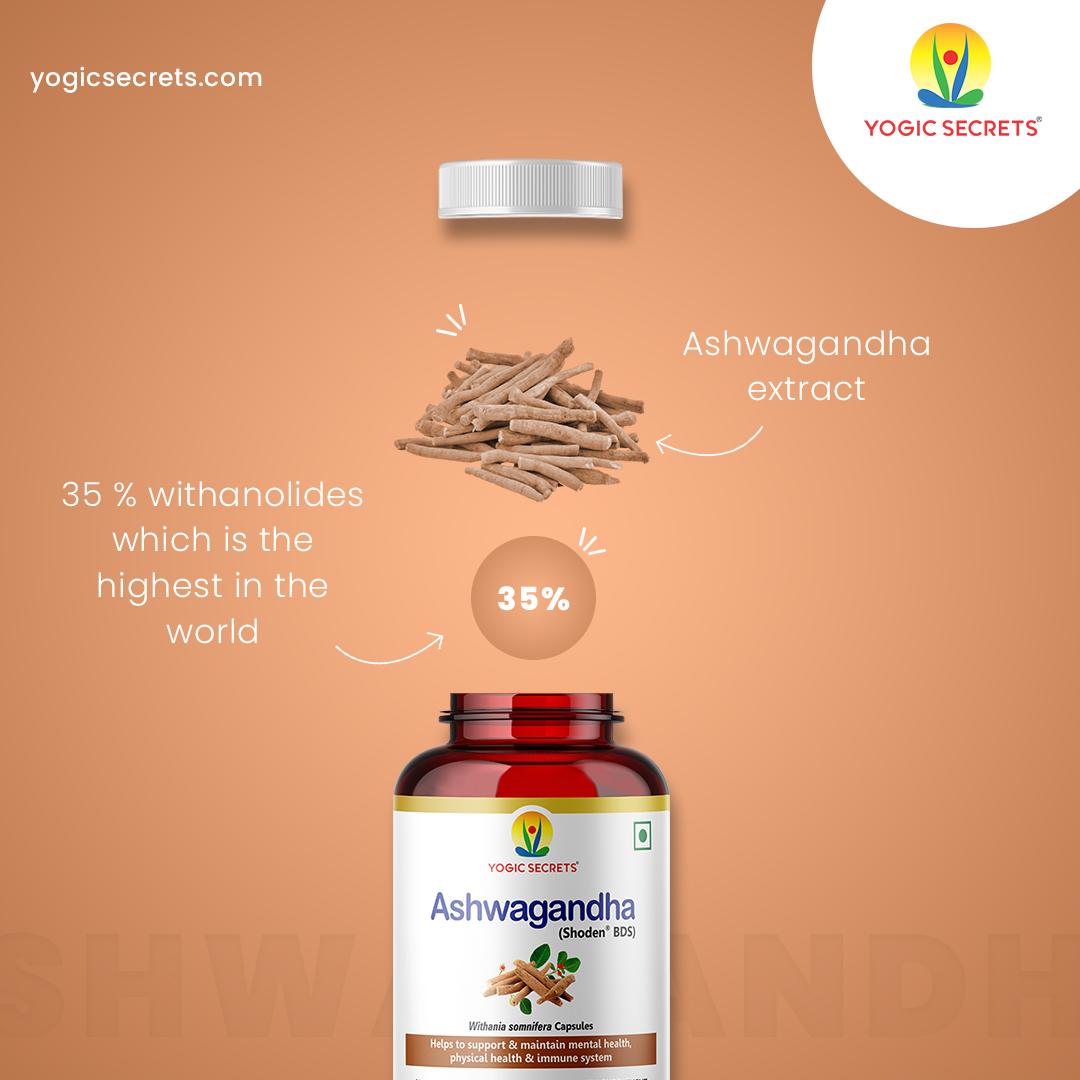 Ashwagandha product