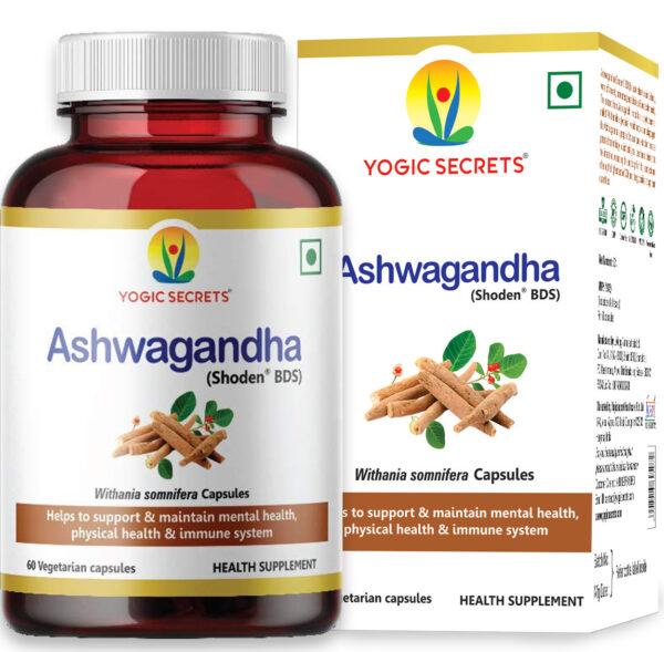 Yogic secrets Ashwagandha