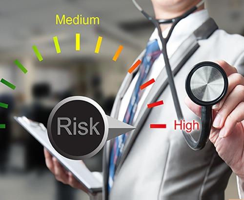 Estimate-the-level-of- health-risk