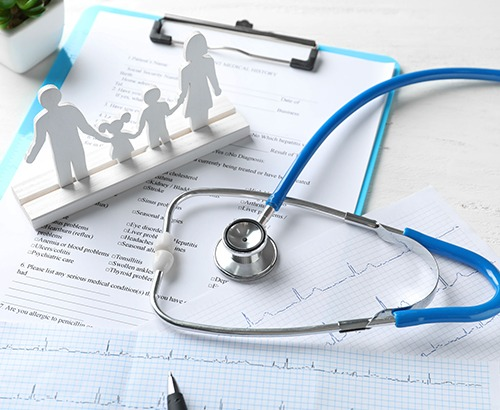 Personal-and-family-medical-history